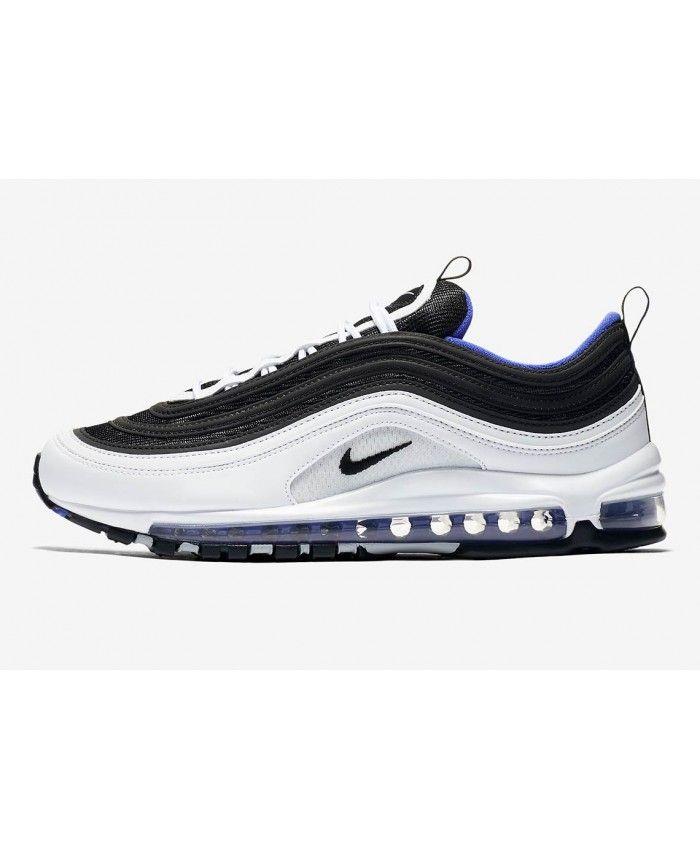 Nike Air Max 97 Noir Blanc Bleu Chaussures | nike air max 97