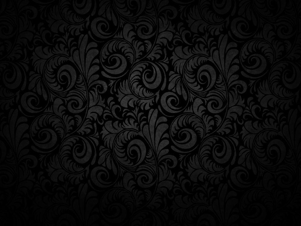Http Wallpaperdev Com Stock Vintage Wallpaper Download Free Screensavers Free Wallpapers Jpg Black Floral Wallpaper Hd Wallpaper Pattern Pattern Wallpaper