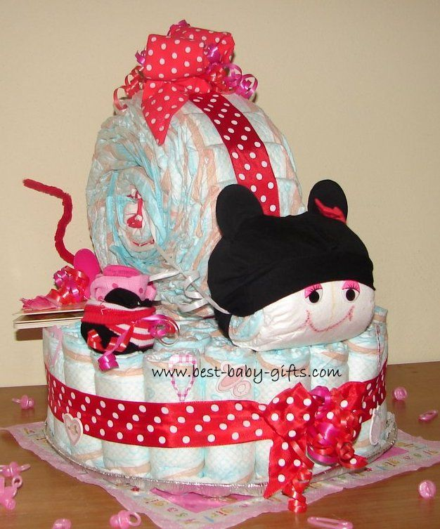 Diaper Cakes For Sale Let S Shop Cute Diaper Cakes And Gifts Diaper Creations Diaper Gifts Best Baby Gifts