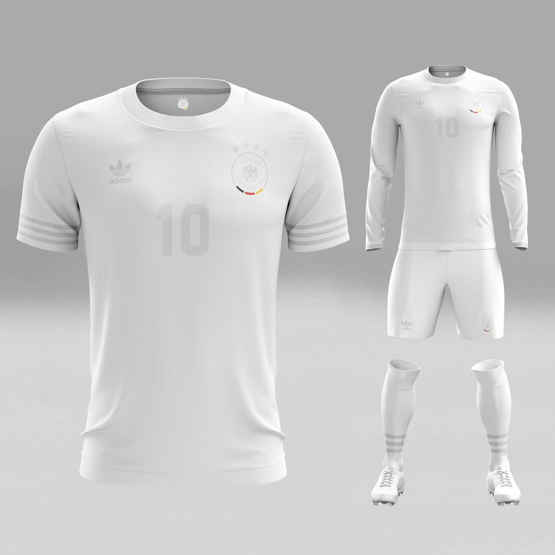 Concept Kits - Xztals Camisetas de fútbol, Uniformes de futb