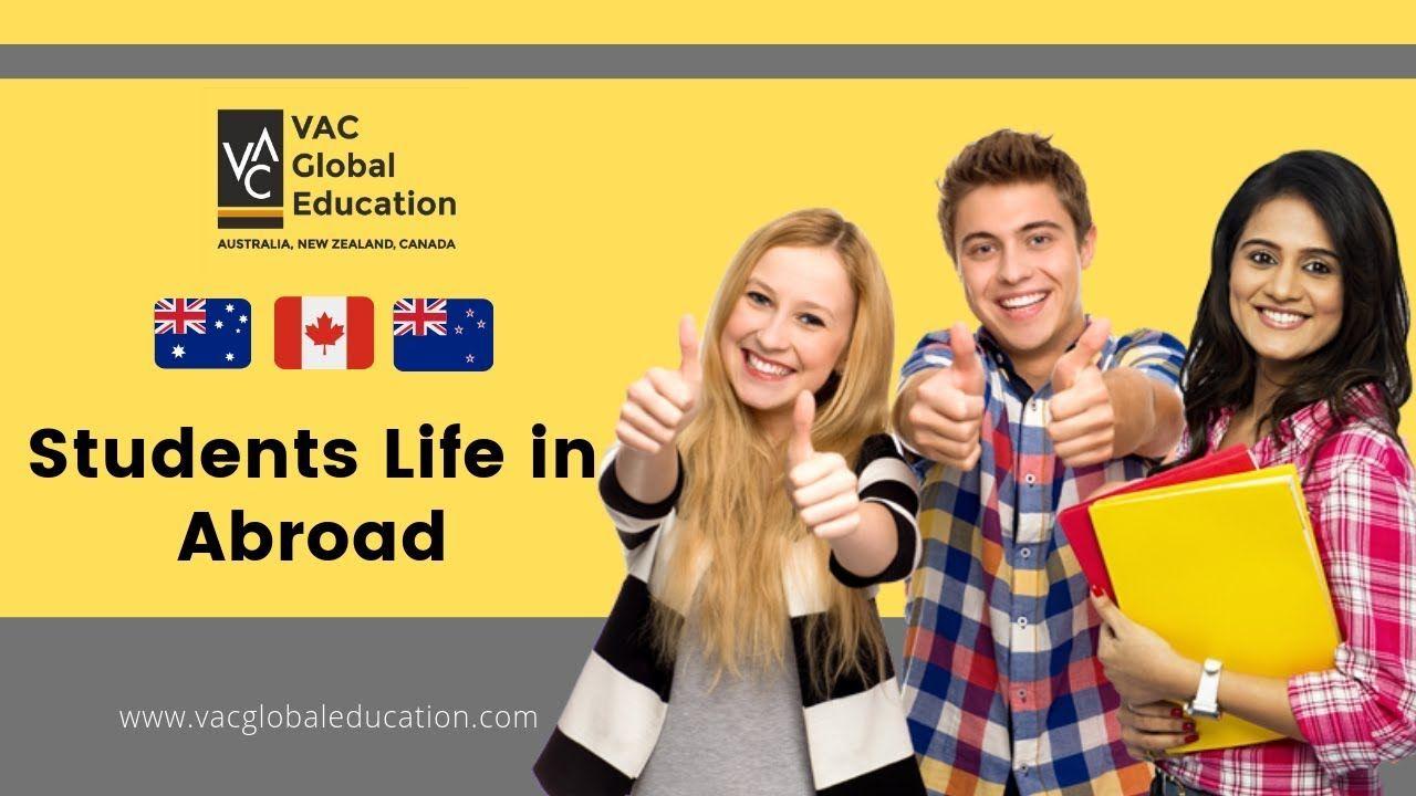Students Life In Abroad Australia New Zealand Vac Global