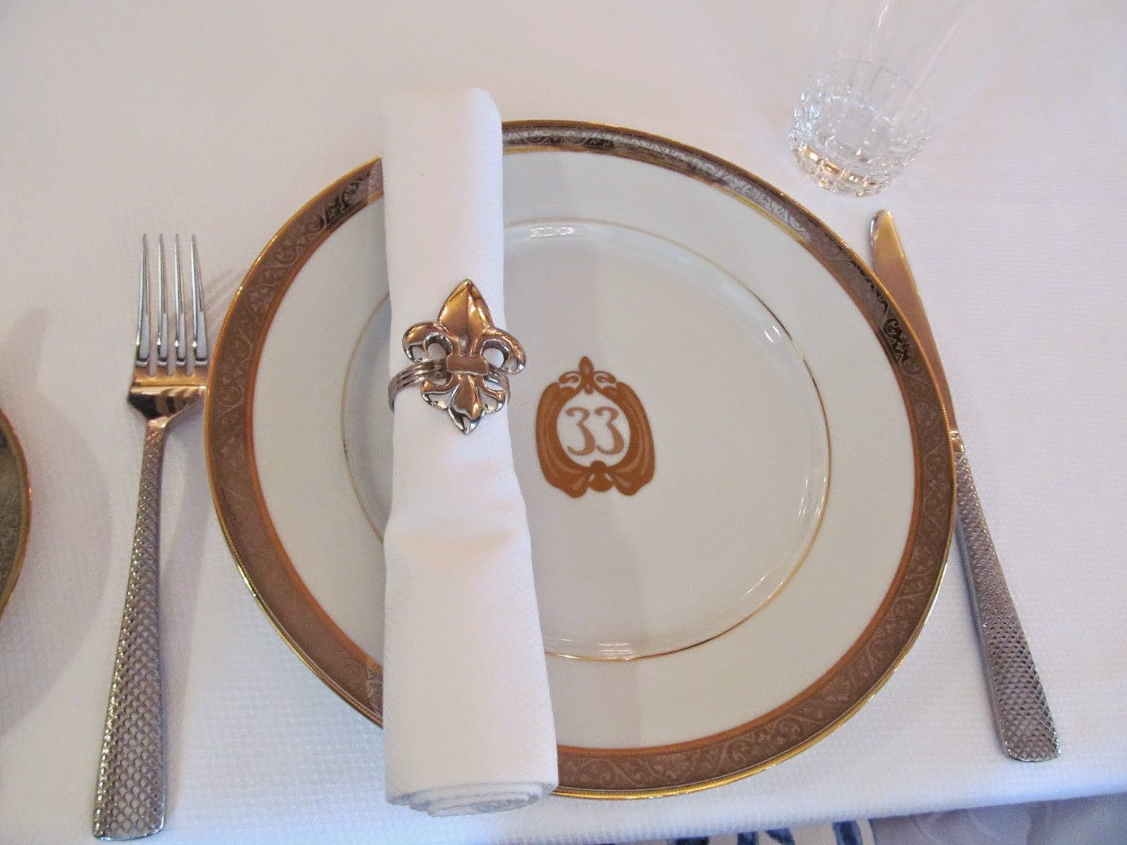 Sophisticated Complete Table Setting Gallery - Best Image Engine ...