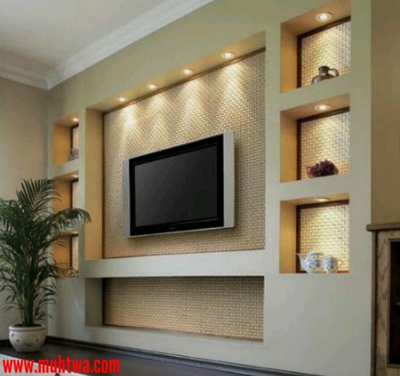 ديكورات جبس بورد للتلفزيون Google Pretraga Living Room Tv Wall Living Room Tv Home Decor