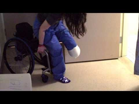 ▷ AmputeeOT Day of and Day after my transtibial amputation (below