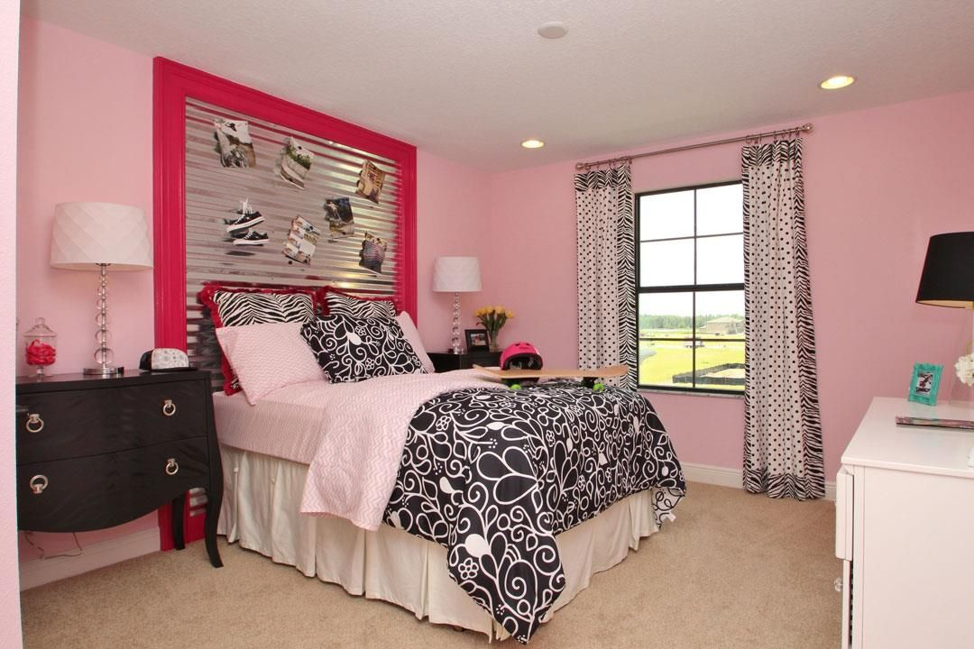 Cool Teen Bedroom A Little Girly