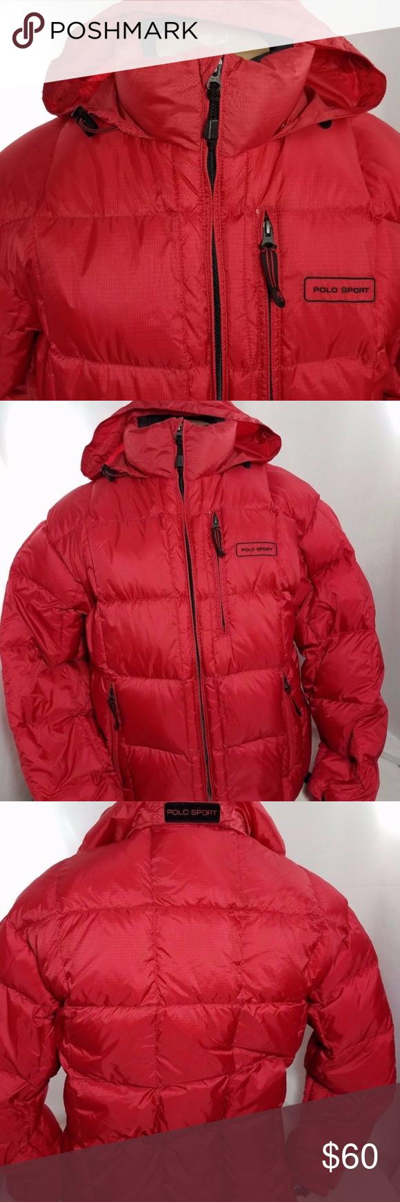 Polo Sport Ralph Lauren Coat Jacket Lined Hooded Polo Sport Ralph Lauren Ralph Lauren Winter Coats Jackets [ 1740 x 580 Pixel ]