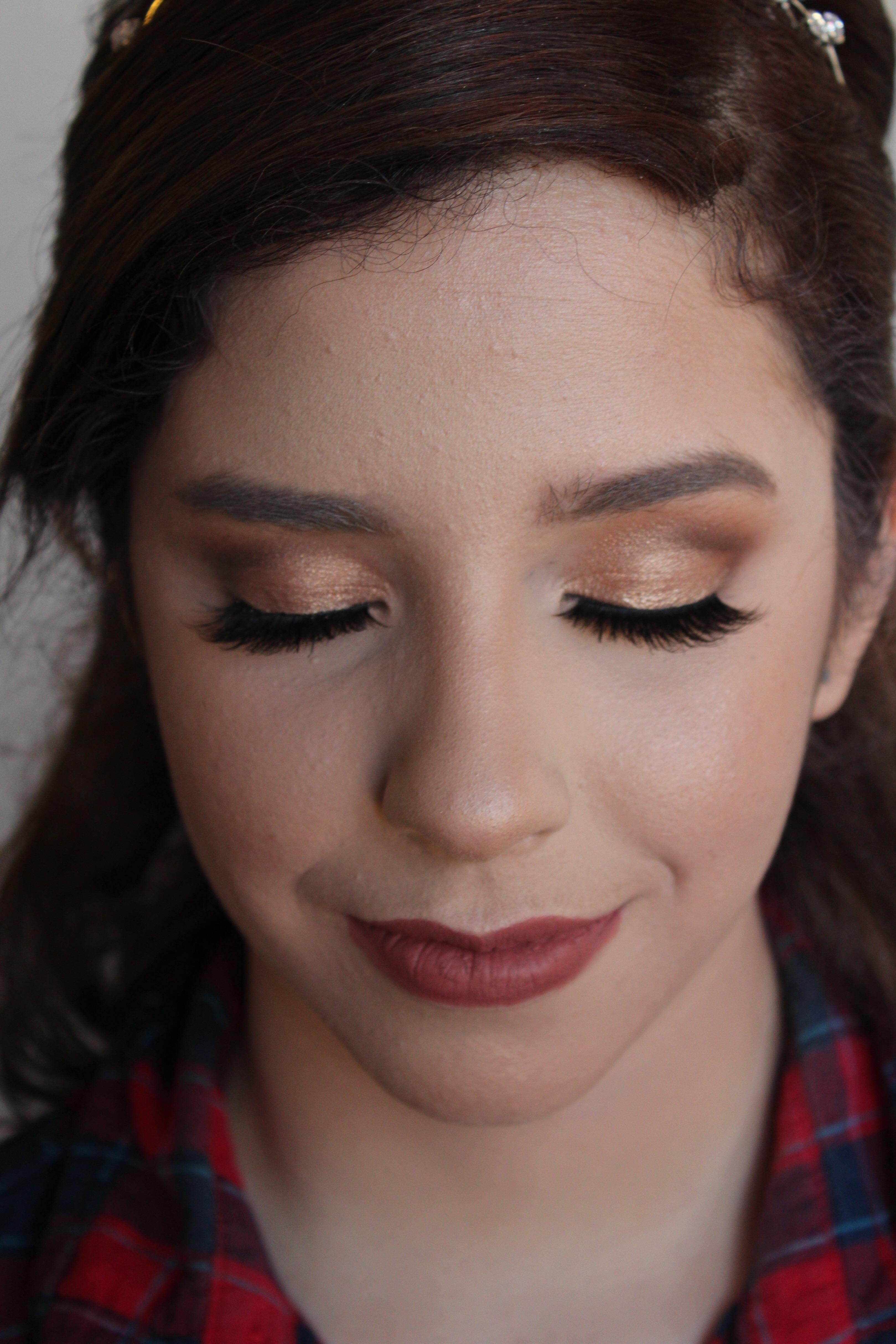 Bridal makeup I did recently CCW