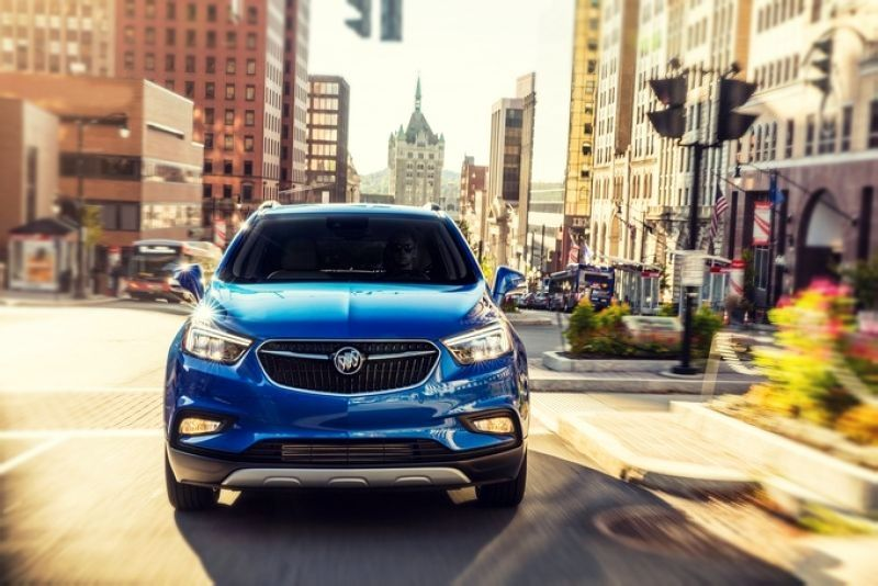 2019 Buick Encore Price Trims Specs Buick Encore Sport Touring Buick