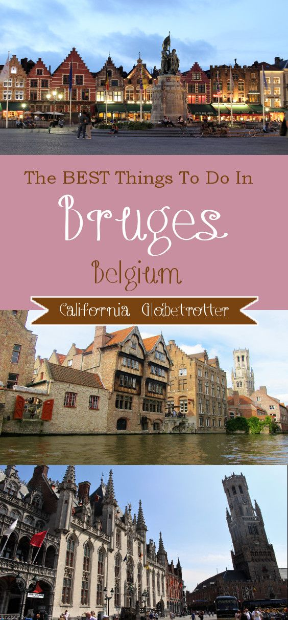 Photo of A Weekend in Bruges