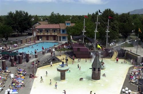 Cherry Hill Kaysville Ut Has A Waterpark Miniature