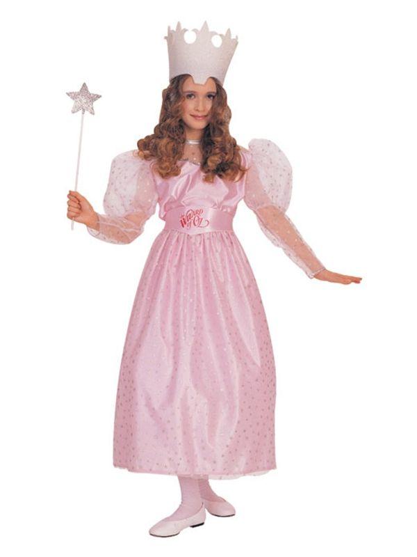 Glinda Good Witch Girls Child Costume | Witch costumes, Children ...