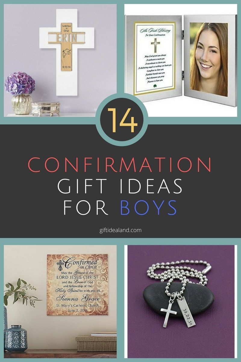 14 Awesome Confirmation Gifts For Boys Confirmation Gifts For Boys, Communion Gifts, Catholic Gifts