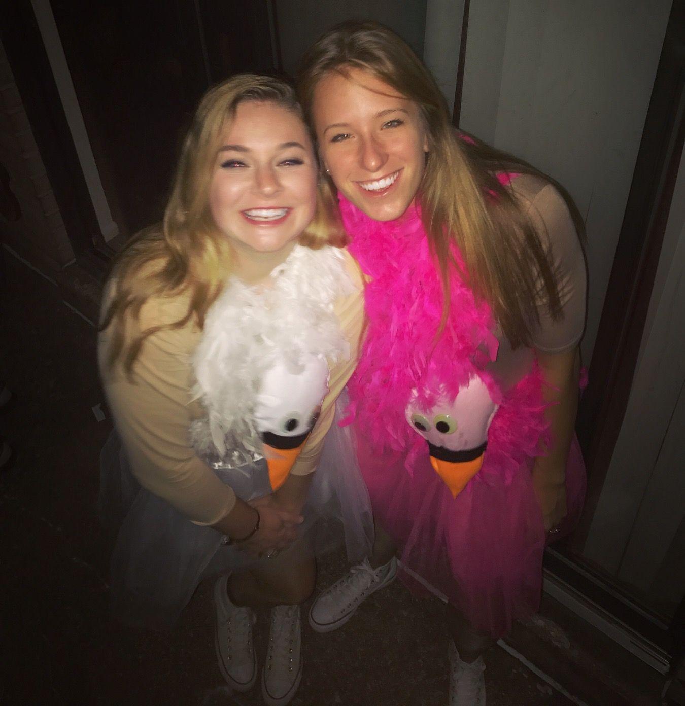 White Chicks costume Halloween costumes college, White