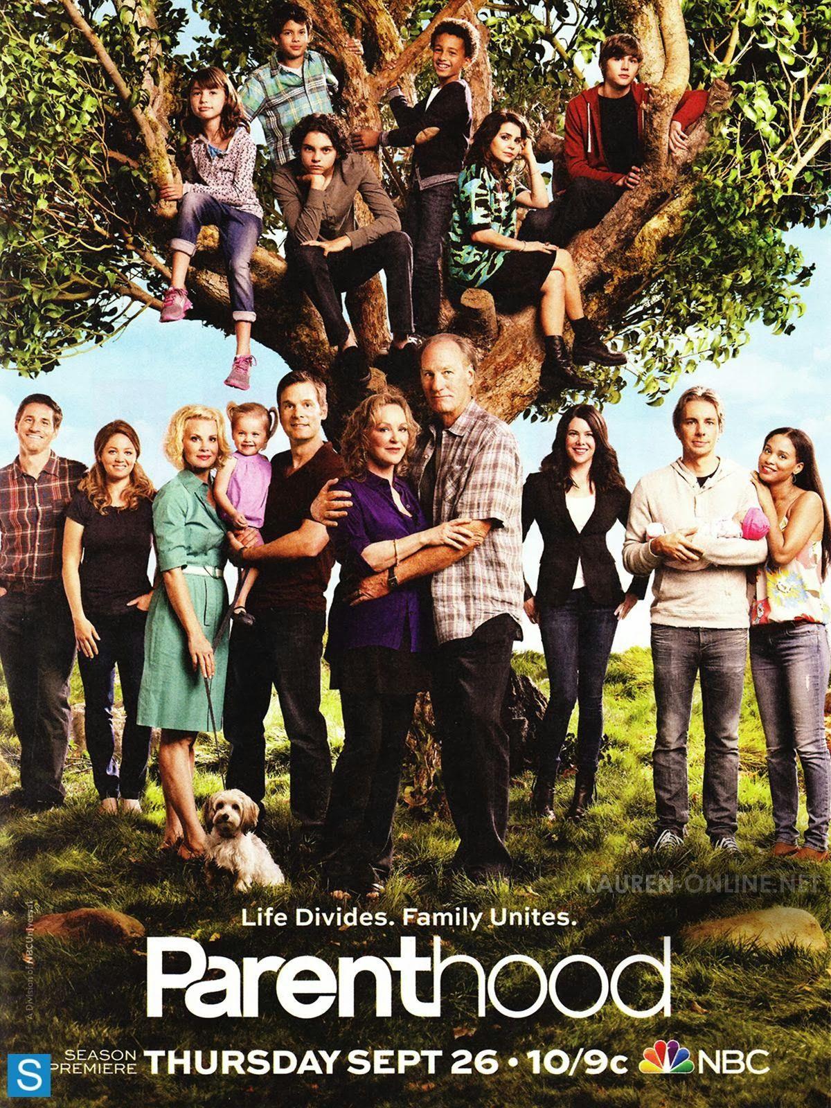 Parenthood Season 5 Parenthood Tv Show Tv Series To Watch
