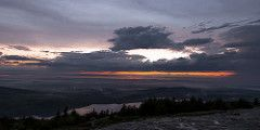 Cadillac Sunset   Sunset from the summit of Cadillac Mountai…   Flickr