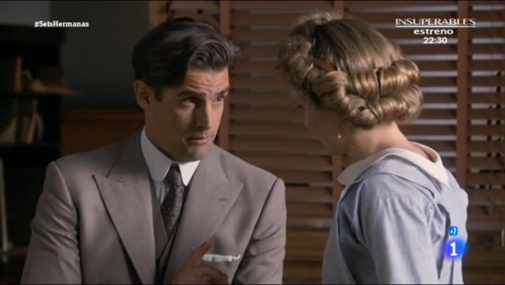 """#Avance """"Mi padre estaría de acuerdo en que una de nosotras supervisara esa negonaciación"""" #SeisHermanas"""