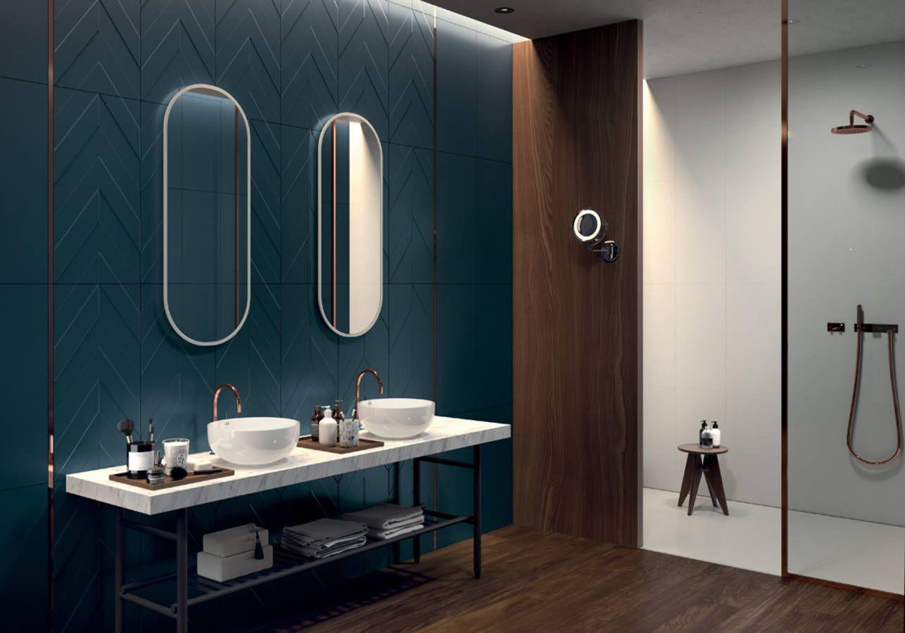 18 salles de bains design  Salle de bain design, Salle de bain 18d