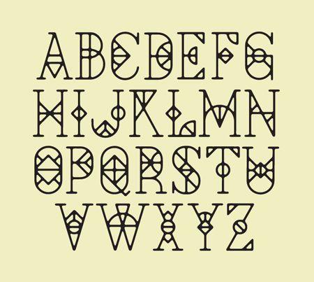 Resultado De Imagen Para Types Of Letters Tumblr