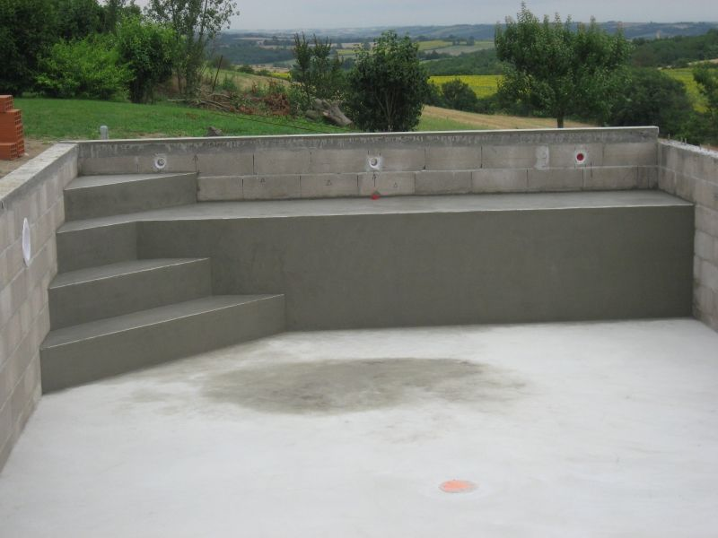 Escalier angle piscine beton 28 images escaliers art for Ab construction piscine