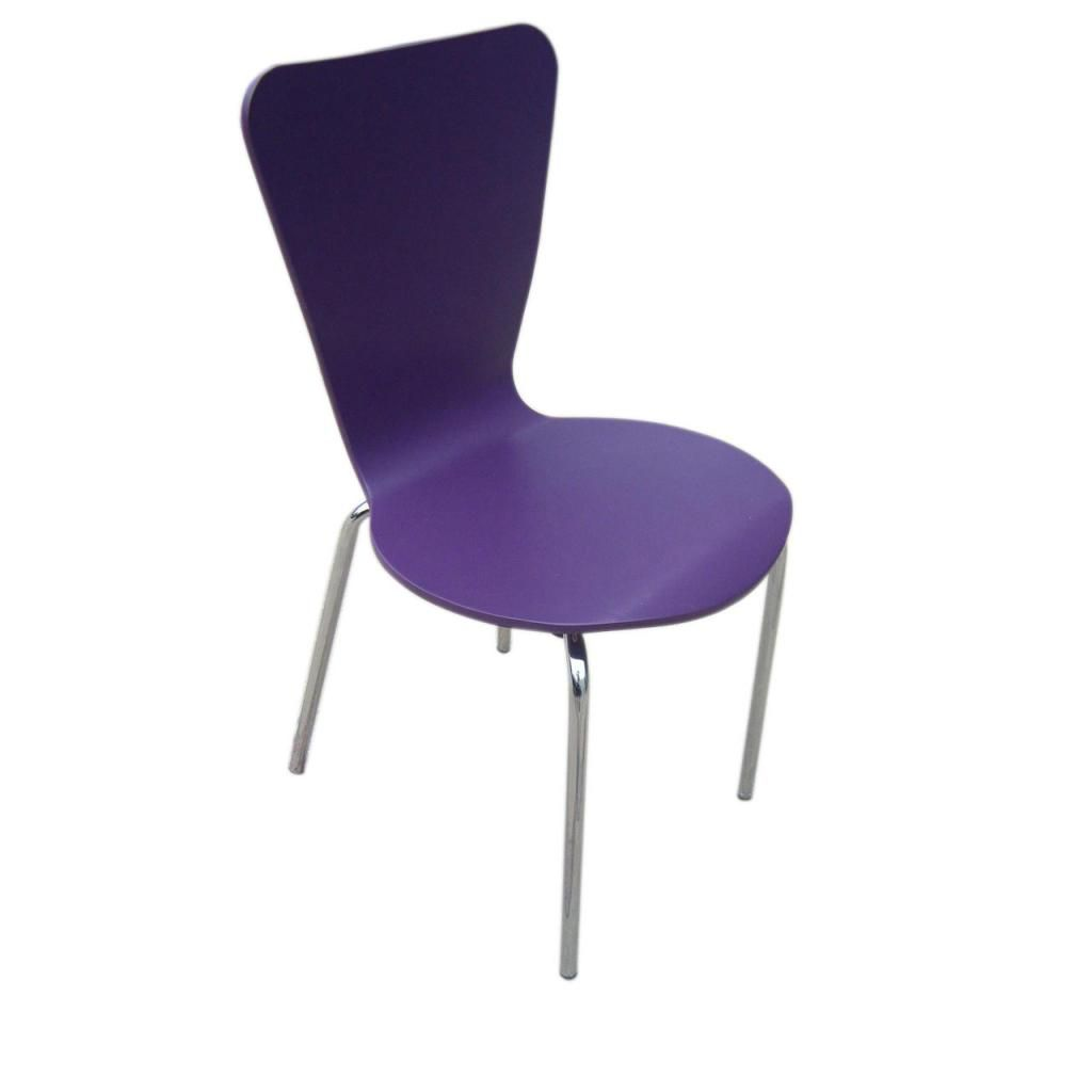 From The Uk Hard Bottom But I Like A Lot Purple Dining Chairs