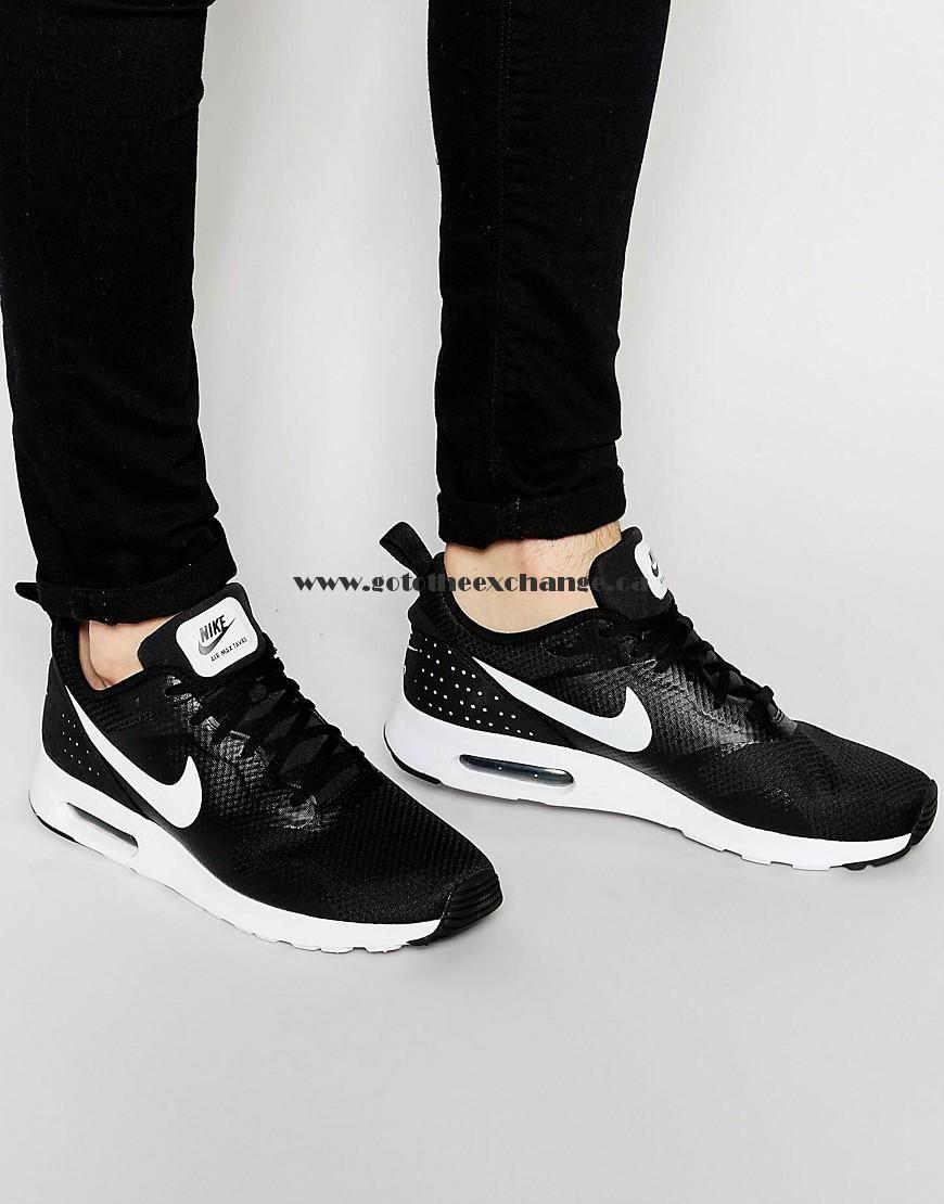 zapatos mujer nike negro y rosas