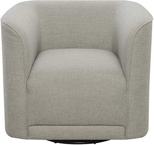 Awe Inspiring Buy Juno Swivel Accent Chair London Fog 360 Swivel And U Machost Co Dining Chair Design Ideas Machostcouk