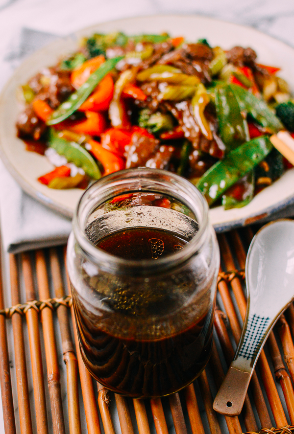 Easy Stir-fry Sauce: For Any Meat/Vegetables! | The Woks of Life