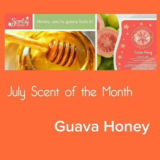 Https://KaylaHolmes.Scentsy.us #scentsy #scentofthemonth #guavahoney