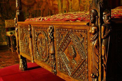 Chateau de Chenoceau interior (14) | Karl Gercens | Flickr