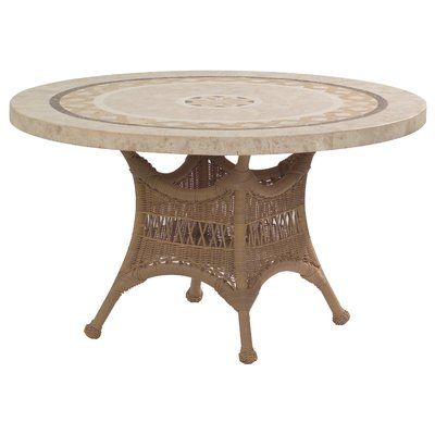 Woodard Briarwood Dining Table Dining Table Metal Dining Table