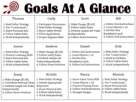Empowered By THEM: Goals At A Glance