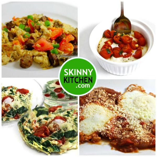 4 Skinny Egg Dishes (2 Freestyle SmartPoints Or Less