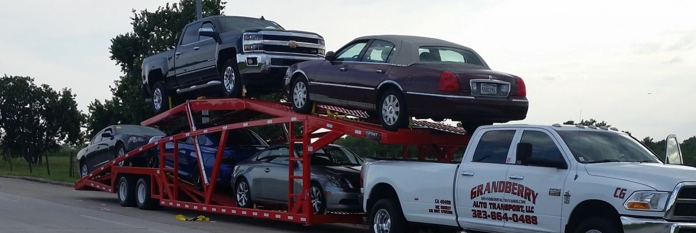 Gnw500 Loaded Car Haulers Pinterest Car Hauler Trailer Trucks