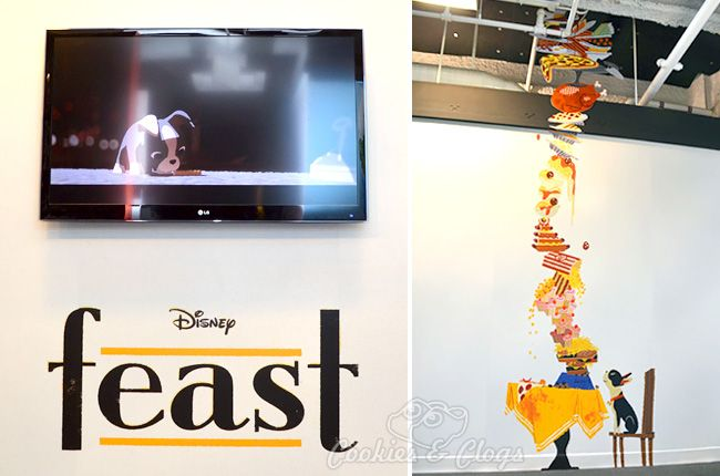 FEAST animated short, playing in theaters before Big Hero 6 from Disney