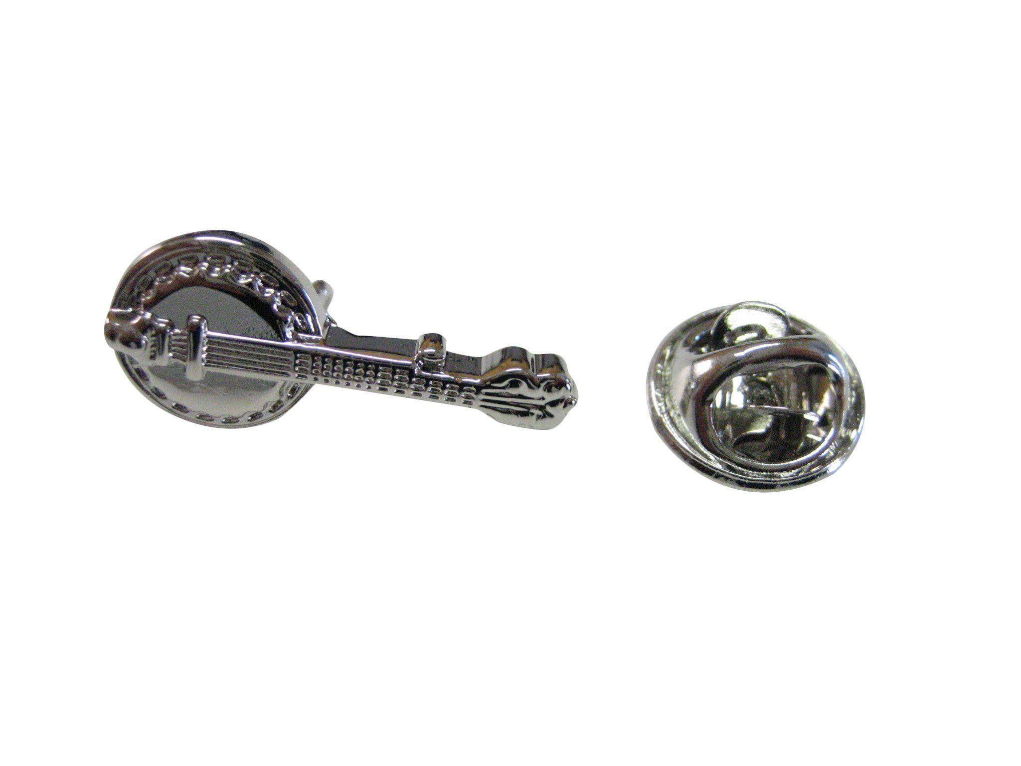 Banjo Music Instrument Lapel Pin | Banjo music, Banjo ...
