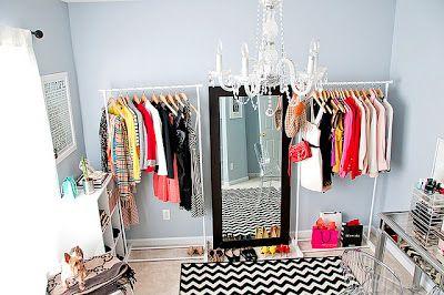 Spare room / closet