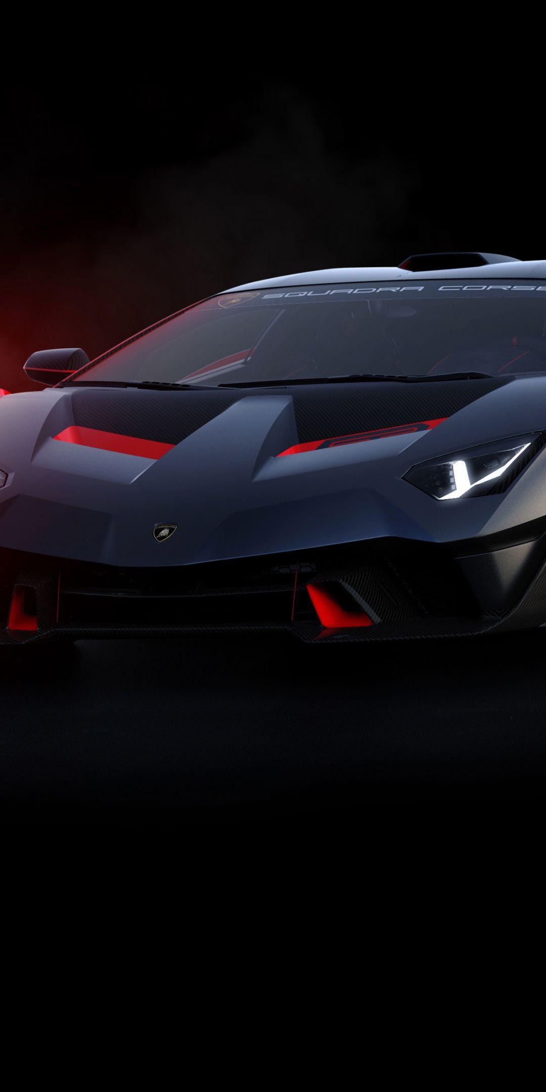 2018 Lamborghini Sc18 Sports Car Front 1080x2160 Wallpaper Sports Car Fast Cars New Jeep Truck