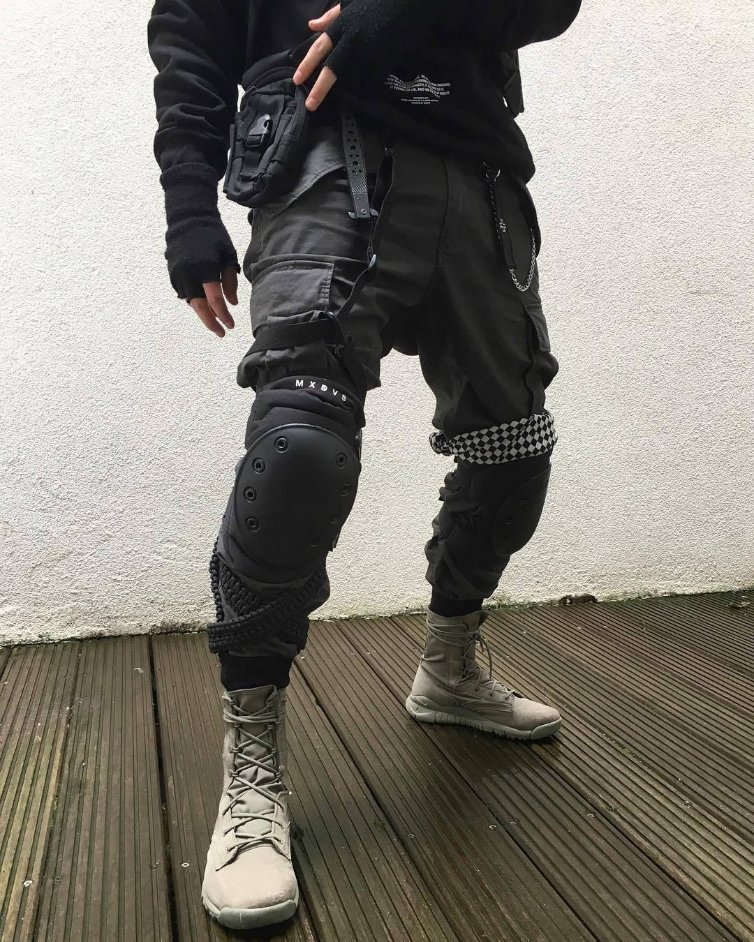 Mxdvs Cargo Pants Outfit By Max F S H N In 2018 Celana Manset Running Legging Go Pro Combat Tech