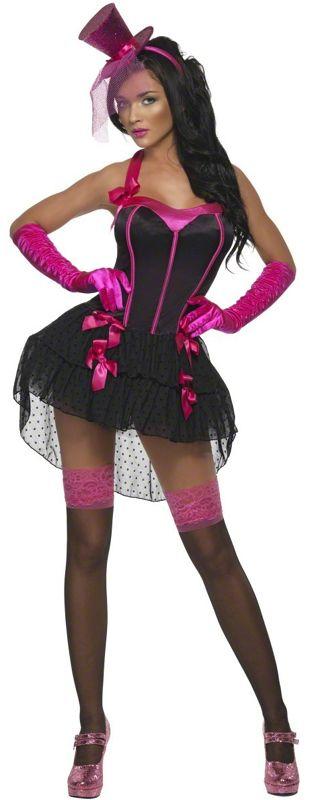 Burlesque Fancy Dress Outfit