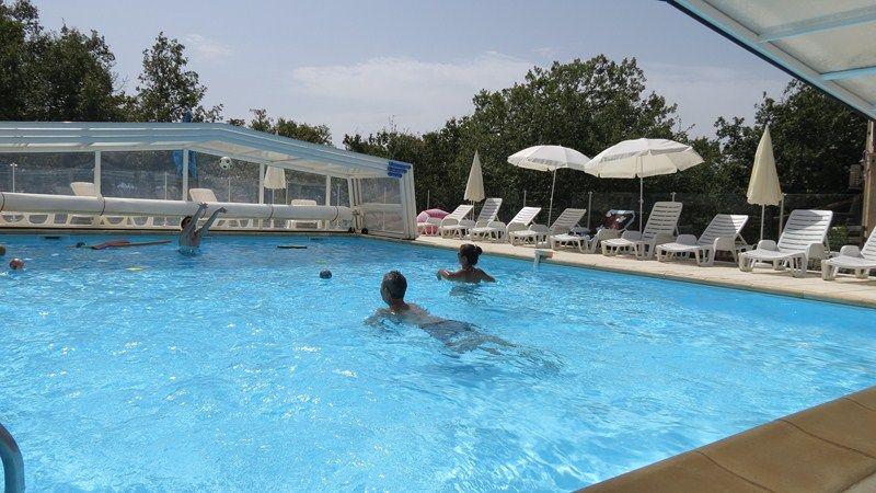 Pin by LA TRUFFIERE VILLAGE DE GITES on Gite avec piscine chauffée - location villa piscine couverte chauffee
