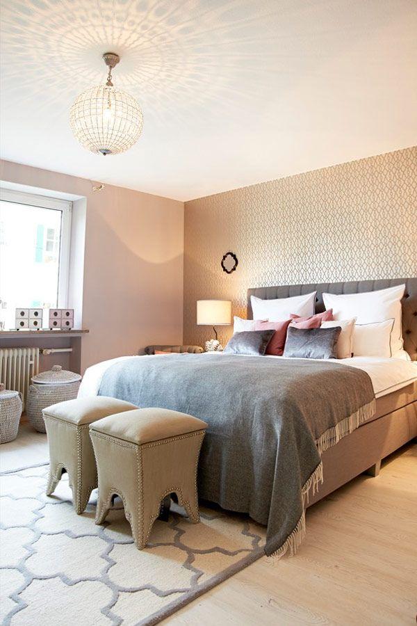 glamour und ruhe passen nicht zusammen und ob dieses. Black Bedroom Furniture Sets. Home Design Ideas