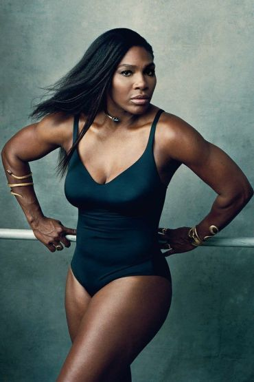 williams spread Serena