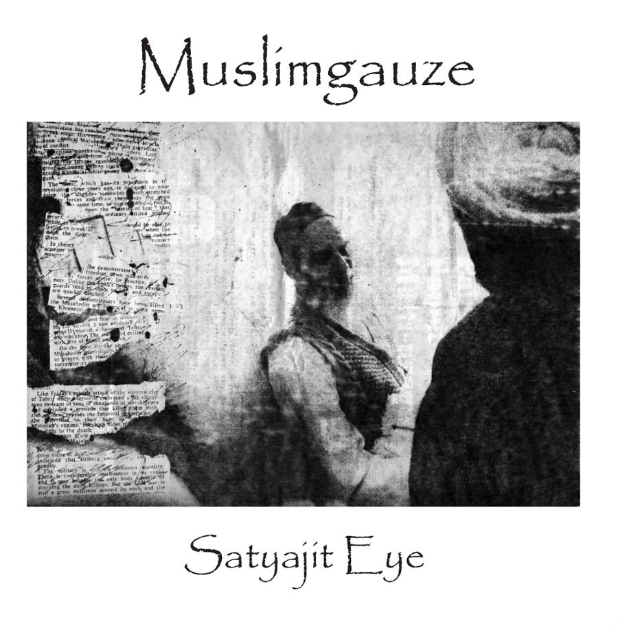 Muslimgauze Satyajit Eye LP Music Pinterest Lp