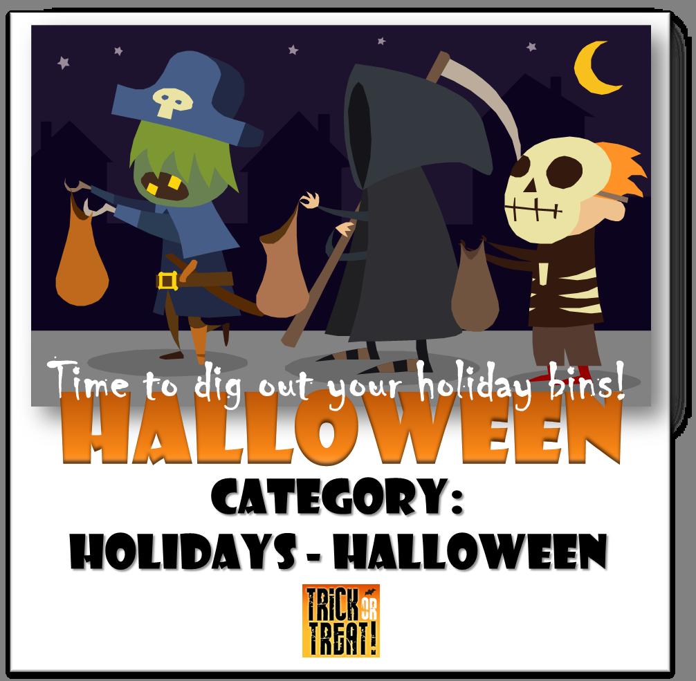 VarageSale - Halloween Category