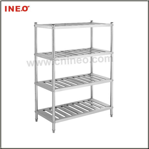 4 Tiers Stainless Steel Kitchen Rack(INEO are professional on ...