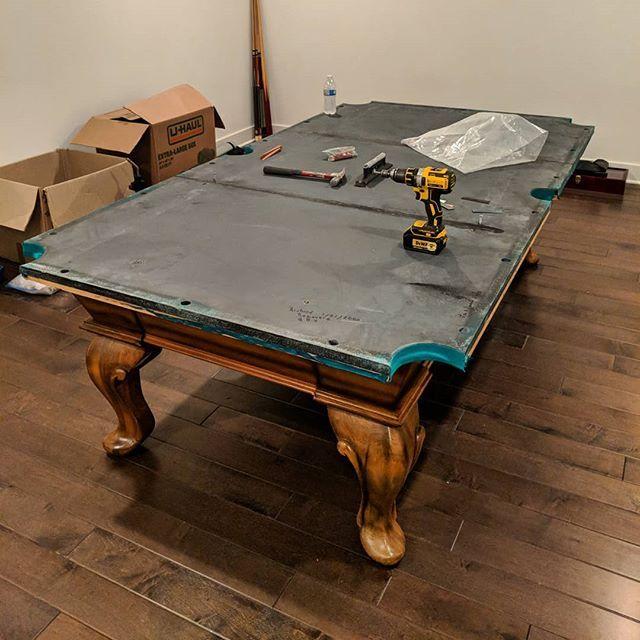 Pool table · Setting up a Peter Vitalie. & Setting up a Peter Vitalie. | Pool Tables | Pinterest | Pool table
