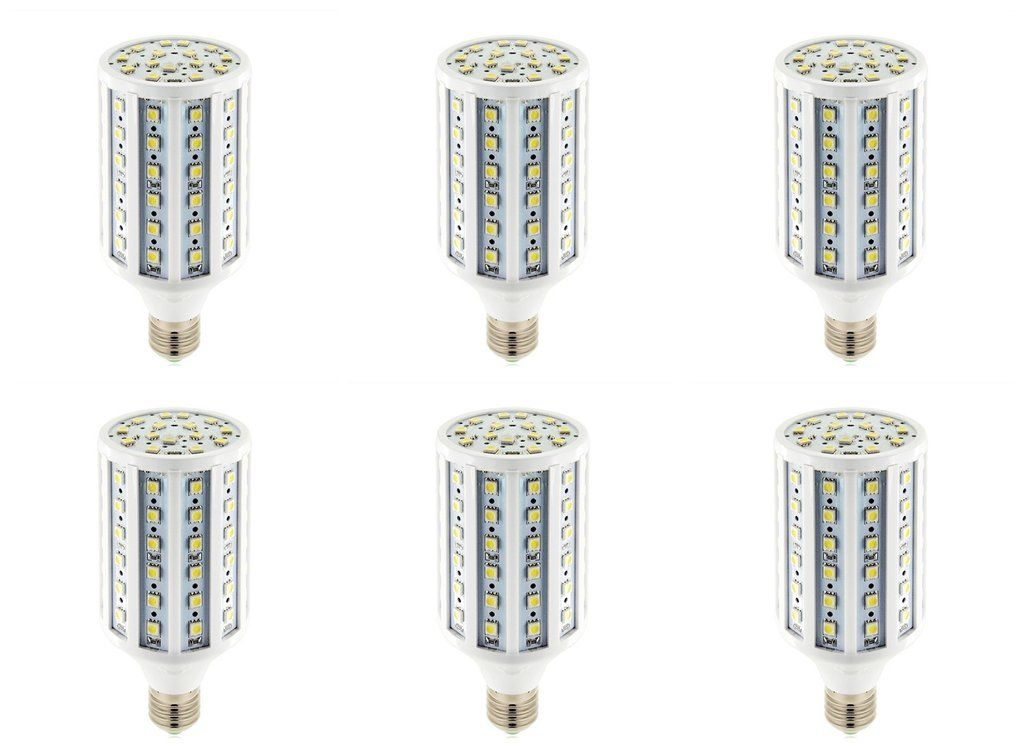 87x 5050 Dc 12v Led Light Bulb Dc Battery Street Post Solar Lamp 17w 6 Pack Lowvoltage Energysaving Led 12v Led Light Bulb 12v Led Lights Solar Lamp