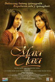 Mara And Clara Full Movie In English Season 1. Mara and Clara where both born on the same day and switched at birth. Mara grew up as the poor daughter of Susan and Gary David while Clara grew up in luxury as the rich daughter of Alvira ...