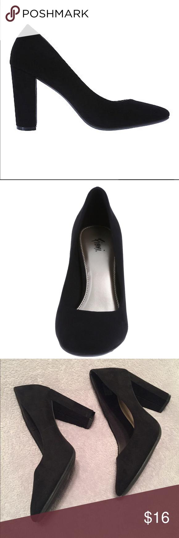 Fioni Women/'s Mila Block Heel