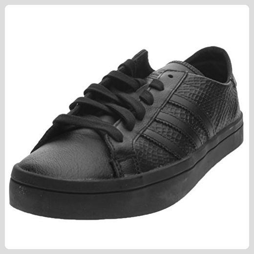 469c956b5dd518 Adidas Originals Shoes - Adidas Originals Courtvantage Shoes - Core Black -  Sneakers für frauen (
